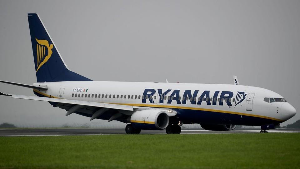 Ryanair, aereo sequestrato prima del decollo